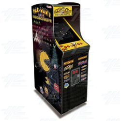 Pac Man's Arcade Party Cabaret Cabinet