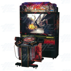 Golden Gun Arcade Machine