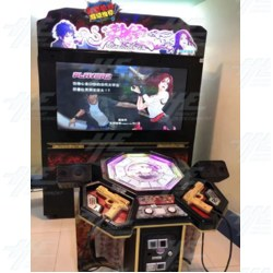 Sega Golden Gun Arcade Machine