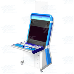 Taito Vewlix DIA Arcade Cabinet