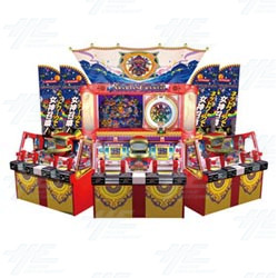Arabian Crystal Medal Machine
