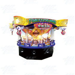 Fortune Orb 3 Medal Machine