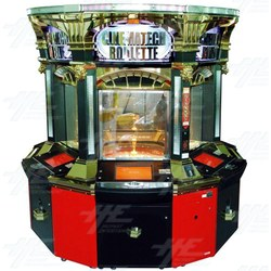 Cinematech Roulette Medal Machine