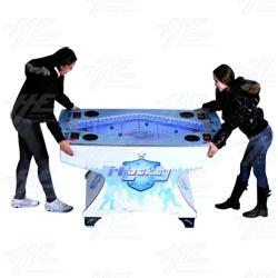 i-Hockey Machine