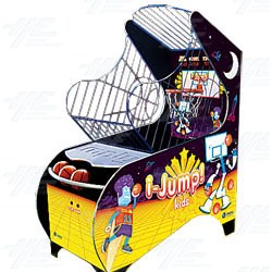 i-Jump Kids Basketball Machine