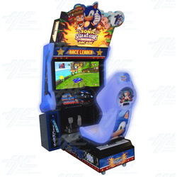 Sonic and Sega All-Stars Racing Arcade Machine