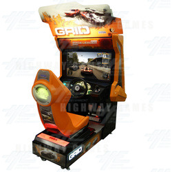 Grid SDX Arcade Machine