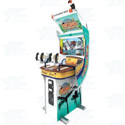 Let's Go Island SD Arcade Machine
