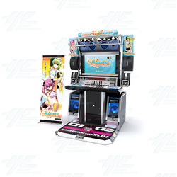 Beatmania II DX 19: Lincle Arcade Machine