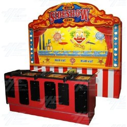 Sideshow Redemption Arcade Machine