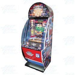 Classic American Road Trip Coin Pusher - Coin Pushers