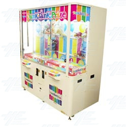 Dunk Tank Prize Redemption Machine
