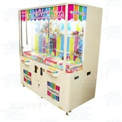 Dunk Tank 1-Player Prize Machine