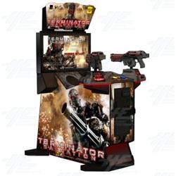"""Terminator Salvation DX 32"""" Arcade Machine"""