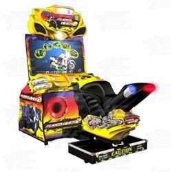 Super Bikes 2 Arcade Machine