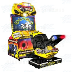 Super Bikes 2 Arcade Machine