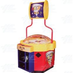 Whirl Win Ticket Redemption Machine