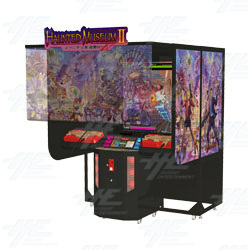 "55"" Haunted Museum 2 Arcade Machine"