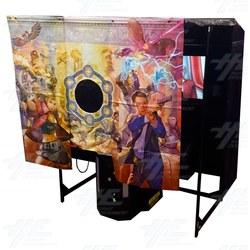 Haunted Museum Arcade Machine