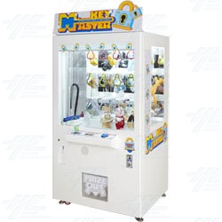 Key Master Redemption Arcade Machine