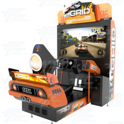 Grid DX Twin Arcade Machine