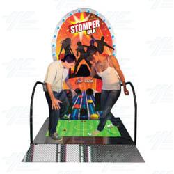 Stomper Deluxe (DLX) Arcade Machine
