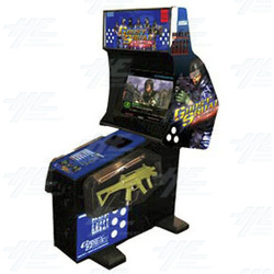 Ghost Squad Evolution SD Arcade Machine