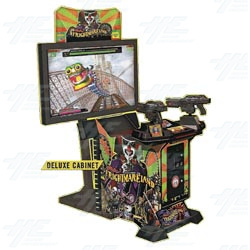 Haunted Museum 2 DX Arcade Machine