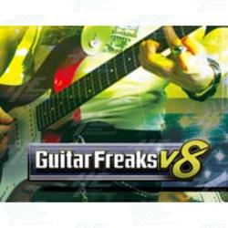 GuitarFreaks V8 PCB Gameboard