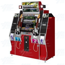 GuitarFreaks V8 + Drum Mania V8 Arcade Machine