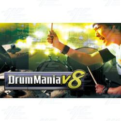 DrumMania V8 PCB Gameboard