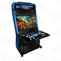 Game Wizard Xtreme Arcade Machine