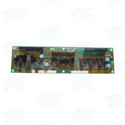 Sega Royal Ascot 2 DX - Analog SW Board Wys - 837-12526