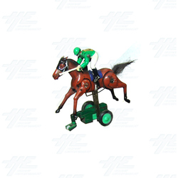 Royal Ascot SD Horse and Carrier (Single Unit only)