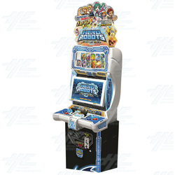 Hero of Robots Arcade Machine