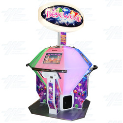 Bejeweled Ticket Redemption Machine