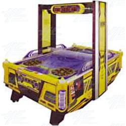Heat Up Air Hockey 4 Player Table