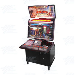 Tekken Tag Tournament 2 Unlimited Noir Cabinet