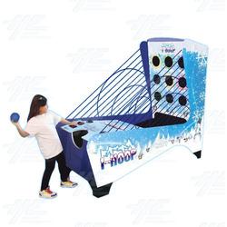 i-Hoop Redemption Machine - Ice Model