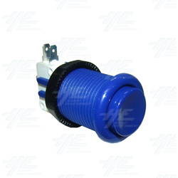 Arcade Button 35mm - Blue with microswitch