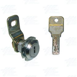 Arcade Machine Lock 19mm (Sega Replacement) Key S0223