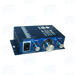Arcade Sound Amplifier box with MP3 input