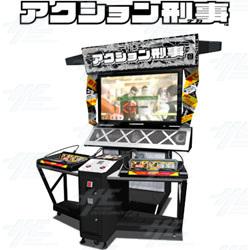 Action Deka Arcade Machine