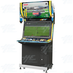 Winning Eleven 2012 arcade championship