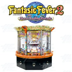Fantasic Fever 2 Medal Game