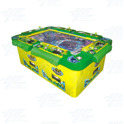 Fish Hunter Plus Arcade Machine (6 player)