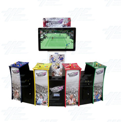 Virtua Tennis 4 Deluxe Arcade Machine