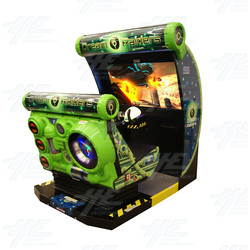 "Dream Raiders 55"" 2 Player Motion DLX Arcade Machine"