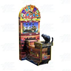Pirates of Monster Island Arcade Machine