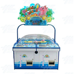 Dolphin Island Redemption Machine